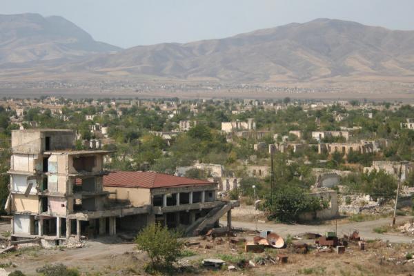 maisemaa Karabahista